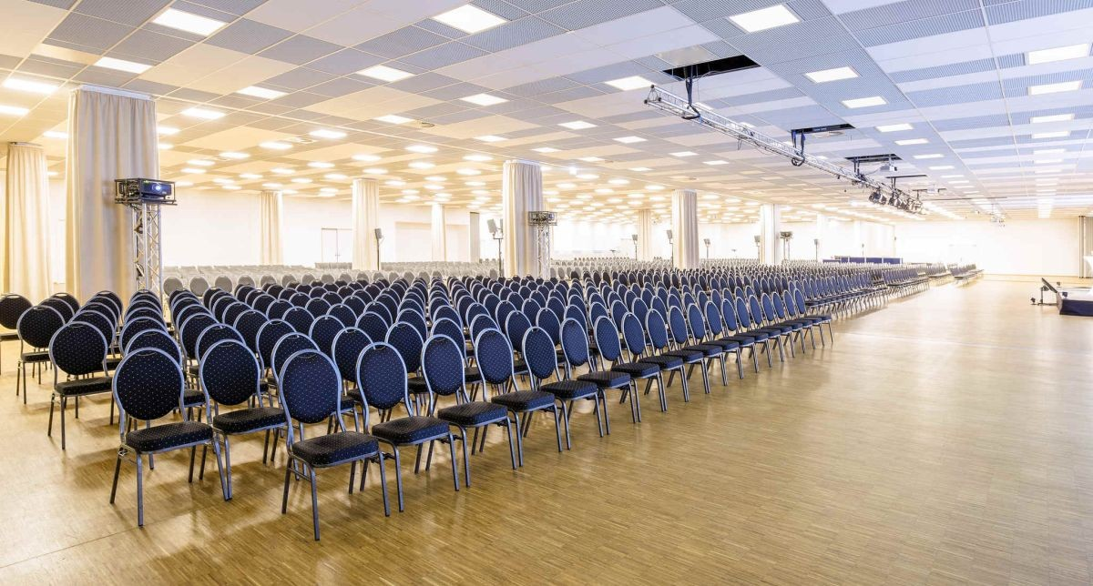 Picture of the venue for Gamification Europe 2019